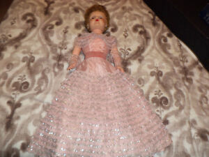 SWEET ROSEMARY 1950S DOLL