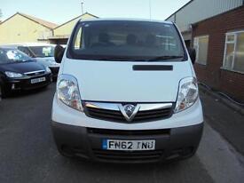 Vauxhall Vivaro 2.0CDTi ( 90ps ) ( EU V ) 2012MY 2900 LWB