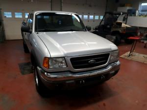 2002 Ford Ranger 4 Liter V6