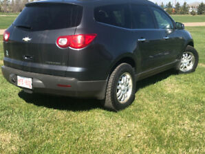Selling 2010 Chev Treverse LT, AWD, 7 Pass, 6Cy. Fully loaded,