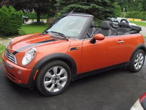 Mini Cooper Cabriolet 2005