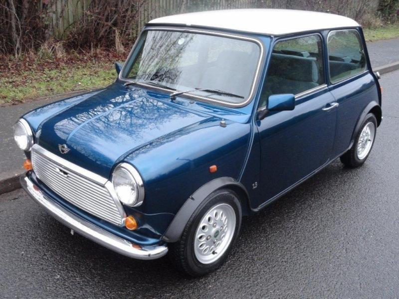 1993 Rover Mini MAYFAIR AUTOMATIC AIRCON 1.3 2dr