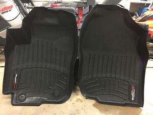 Weathertech Front Floorliner for Rav4