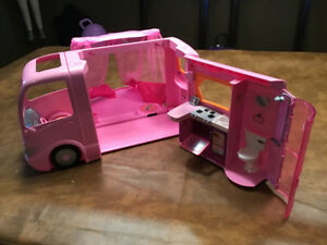 Barbie RV and Cruise Ship