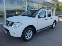 Nissan Navara 2.5 Dci 188ps Tekna 4X4 Double Cab pick Up Pick-Up