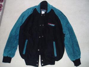 Seasonal/light weight Canada Trust jacket