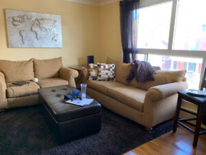 Apartment sublet available for Queen's Mature Student-Jan-April