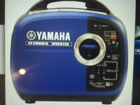 Yamaha ef2000is inverter generator new boxed ( unused )