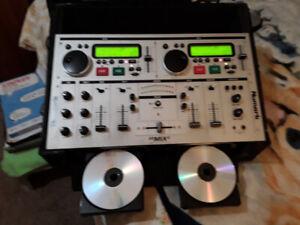 NUMARK    CD 2      DJ  Mixing Console