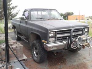 1986 Chevrolet C/K Pickup 1500 Pickup Truck