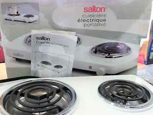 Cuisinière électrique portative SALTON
