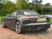 2020 Jaguar F-Type P300 First Edition Convertible Petrol Automatic