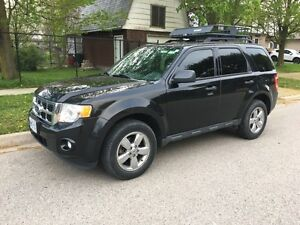 2011 Ford Escape XLT 3.0L AWD