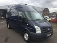 2011 - Ford Transit 2.2TDCi Duratorq ( 115PS ) 350L High Roof Van 350 LWB