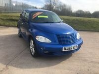 Chrysler PT Cruiser 2.4 GT 5dr 2005 (55 reg), Hatchback MOT 16th December 2016