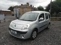 Renault Kangoo 1.6 16v ( 105bhp ) auto Expression - 2011 11-REG - 7 MONTHS MOT
