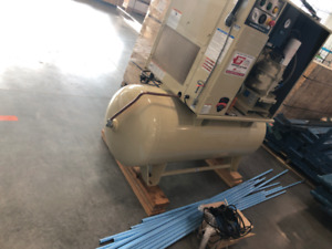 Ingersoll-Rand UP6-15c 60 Hz Air Compressor and Tank (15 HP)