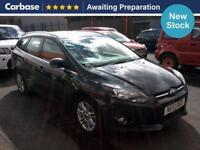 2013 FORD FOCUS 1.6 TDCi Titanium ECOnetic 5dr Estate