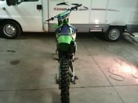 Provisionally sold !Kx 250 1998 spares or repairs