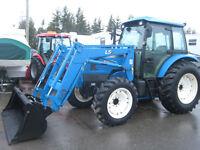 70 HP  LS Tractor