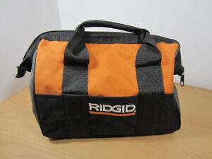 "Ridgid Tool Bag 13""x6""x7"", Excellent Condition"