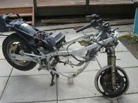 1989 YAM FJ  1200 MISC PARTS ONLY