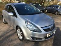 Vauxhall Corsa 1.4i 16v ( 100ps ) ( a/c ) 2010 SXi