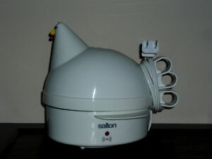 Henrietta the Hen egg cooker with Poacher .. As shown Cambridge Kitchener Area image 1