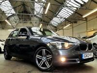 2012 BMW 1 Series 2.0 116d Sport Hatchback 5dr Diesel Manual (117 g/km, 116 bhp)