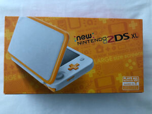 NEW Nintendo 2DS XL Brand New in Box Orange
