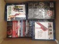 DVDs, Blu-Rays, Boxed Sets - Prices Listed