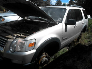 2007 Ford Explorer(L0645) Parts Available