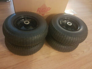"""Four 5"""" Tires for Sale"""