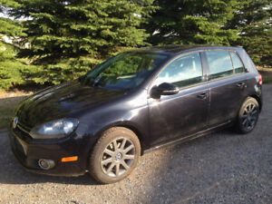 2012 Volkswagen Golf highliner Hatchback