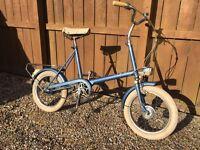 Raleigh vintage 1969 ladies town bicycle