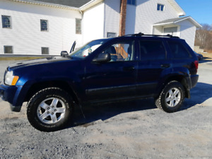 05 jeep grand cherokee 3.7 4x4 3in lift