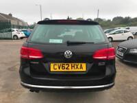 2012 62 Volkswagen Passat 2.0TD ( 140ps ) BlueMotion Tech Highline 6 Speed