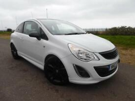 Vauxhall Corsa Limited Edition 3dr PETROL MANUAL 2012/12