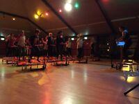 Boogie Bounce xtreme at Lostock parish centre bolton