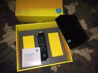 EE TV Freeview box & remote