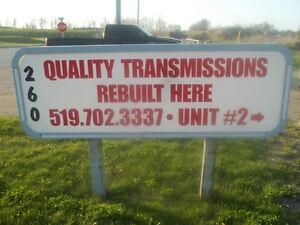 2005 REBUILT FORD 4R75W 4X4 TRANSMISSION Oakville / Halton Region Toronto (GTA) image 5