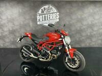 Ducati Monster 797 + 2018 **Full Leo Vince system**