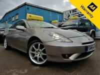 2004 TOYOTA CELICA 1.8 T SPORT VVTL-I 189 BHP+P/X WELCOM+FULL TT LEATHER+AUXUSB
