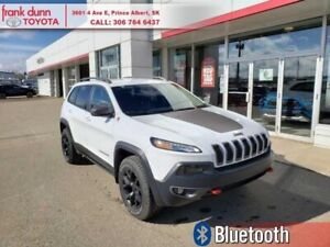 2016 Jeep Cherokee Trailhawk  - Bluetooth - $178.00 B/W