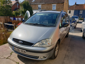 2006 Ford Galaxy 1.9tdi 56 Plate Spares or Repairs