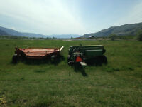 swather/baler for sale