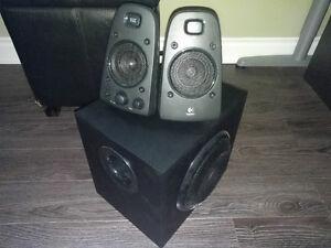 Logitech Z623 THX 2.1 Speaker system