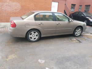 2007 malibu. Up for sale. Need to be gone asap