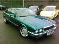 Jaguar XJ Series 4.0 auto XJ Sport GREAT FUTURE CLASSIC FSH