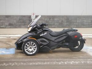 2013 Can-Am Spyder ST Limited SE5